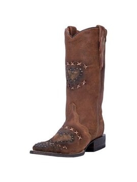 Dan Post Women's Dan Post Shabby Chica Boot DP3911 C3 7.5 M