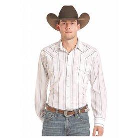 Panhandle Men's Panhandle Snap Front Shirt 30S8455
