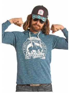 Panhandle Men's Dale Brisby by Rock & Roll Hoodie P8H8354