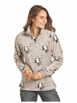Rock and Roll Cowgirl Women's Powder River Pullover Jacket 51-8751