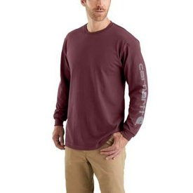 Carhartt Men's Carhartt Logo T-Shirt K231