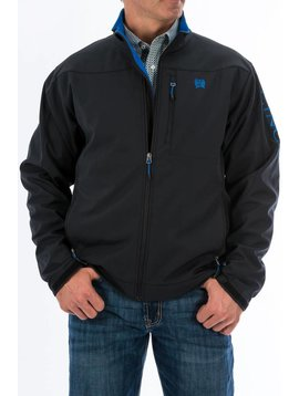 Cinch Men's Cinch Conceal Carry Bonded Jacket MWJ1043015BLK
