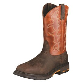 Ariat Men's Ariat Steel Toe Workhog Work Boot 10006961