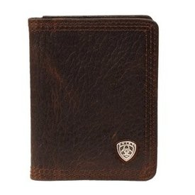 Ariat Men's Ariat Bi-Fold Flip Case Wallet A35120282