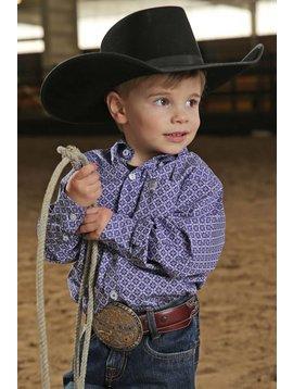 Cinch Infant/Toddler Boy's Cinch Button Down Shirt MTW7061192
