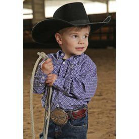 Cinch Infant/Toddler Boy's Cinch Button Down Shirt MTW7061192