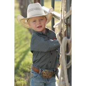 Cinch Toddler Boy's Cinch Button Down Shirt MTW7061186