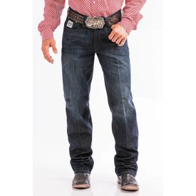 Cinch Men's Cinch White Label Relaxed Fit Jean MB92834028 C4