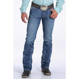 Cinch Men's Cinch Ian Slim Boot Cut Jean MB64836001 C4