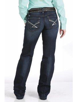 Cinch Women's Cinch Bailey Relaxed Straight Leg Jean MJ80654071 C4