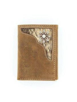 M&F Men's Nocona Tri-Fold Wallet N5446244