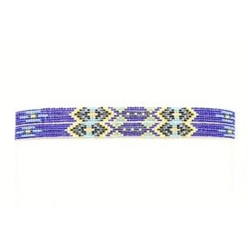 M&F M&F Beaded Hatband 02726