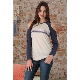 CRUEL DENIM Women's Cruel Girl T-Shirt CTK7211001