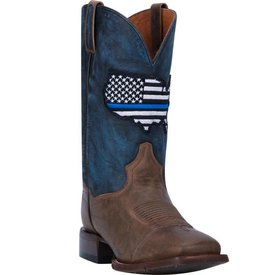 Dan Post Men's Dan Post Thin Blue Line Boot DP4515
