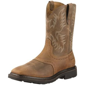 Ariat Men's Ariat Sierra Steel Toe Work Boot 10010134