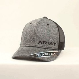 Ariat Men's Heather Text Cap