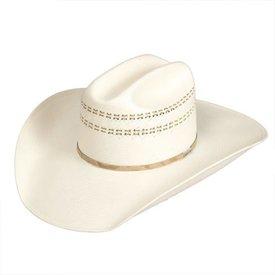 Resistol Tuf Cooper Straw Hat C5 7 5/8