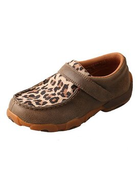 Twisted X Children's Twisted X Driving Moccasin CDM0004