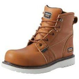 Ariat Men's Ariat Waterproof Composite Toe Rebar Work Boot 10023068