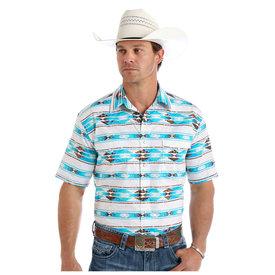 Panhandle Men's Rough Stock Snap Front Shirt R1S9418