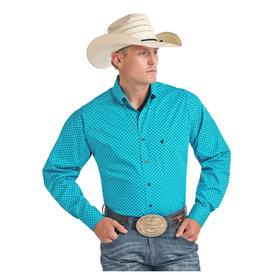 Panhandle Men's Tuf Cooper Button Down Shirt TCD9529