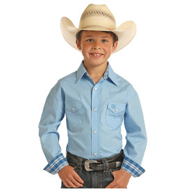 Panhandle Boy's Panhandle Snap Front Shirt C0S9050