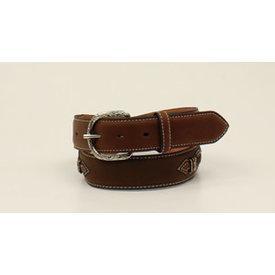 Nocona Belt Co. Men's Nocona Top Hand Western Belt N2475944 C4