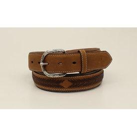 Nocona Belt Co. Men's Nocona Top Hand Western Belt N2474702 C3