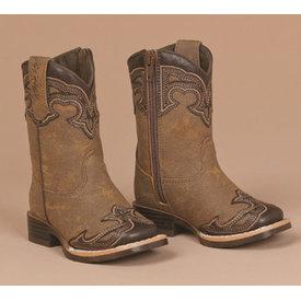 Blazin' Roxx Infant's Samantha Cowboy Boot C5