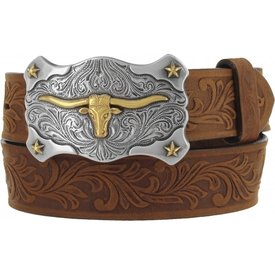Justin Children's Justin Little Texas Belt C60119
