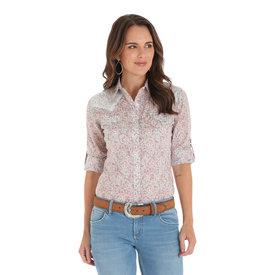 Wrangler Women's Wrangler Snap Front Shirt LW2039M