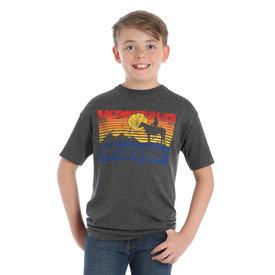 Wrangler Boy's Wrangler T-Shirt BQ2123H