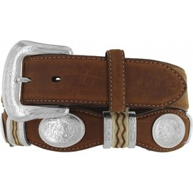 Tony Lama Men's Tony Lama Cutting Champ Belt 9119L