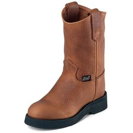 Justin Children's Justin Work Boot 4780C C4 8.5 D