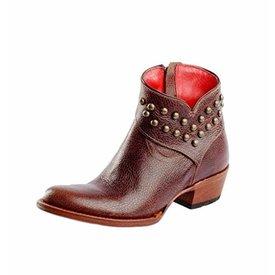 Macie Bean Women's Cognac Tizzy Boot C3