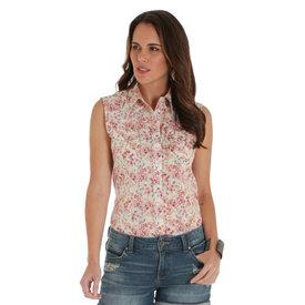 Wrangler Women's Wrangler Snap Front Shirt LW2037M