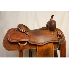 Martin Martin Working Cowhorse Saddle
