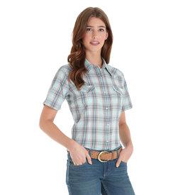 Wrangler Women's Wrangler Snap Front Shirt LRW254M