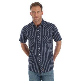 Wrangler Men's Wrangler Retro Snap Front Shirt MVR451M