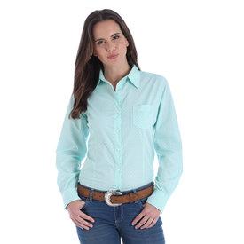 Wrangler Women's Wrangler George Strait Button Down Shirt LGSG607