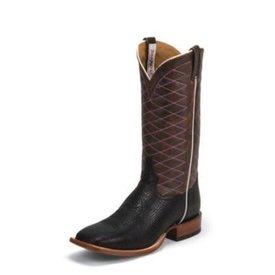 Tony Lama Men's Black Shark Western Boot  C3 11.5 D