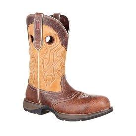 Durango Men's Durango Rebel Composite Toe Waterproof Saddle Western Boot DDB0123 C3 11.5 M
