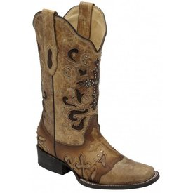 Corral Women's Corral Western Boot C1167 C5 9.0 M