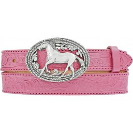 Tony Lama Girl's Tony Lama Lil Beauty Belt C30201