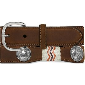Tony Lama Boy's Tony Lama Buckaroo Belt 7969L