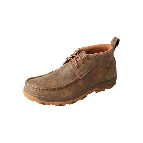 Men's Twisted X Chukka Driving Moccasin MXC0001