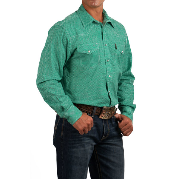 Cinch Men's Cinch Snap Front Shirt MTW1312033