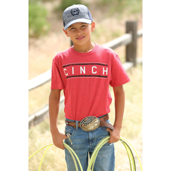 Cinch Boy's Cinch T-Shirt MTT7670078