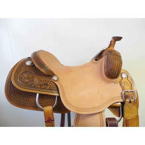 Cowhorse 1/2 Tooled