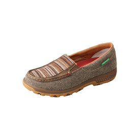 Twisted X Women's Ladies Driving Moccasin WXC0006